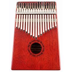 17音红色拇子琴